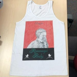 Rosemary's Baby tank top from Paper 8